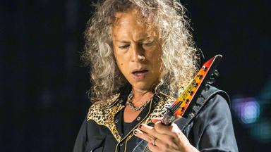 """¿Habrá un """"nuevo Eddie Van Halen""""? Kirk Hammett (Metallica) responde"""