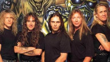 """Blaze Bailey, ex Iron Maiden, contra los fans de la banda: """"Espero que me sigáis odiando"""""""
