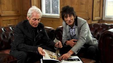 """Ronnie Wood (The Rolling Stones) recuerda su última visita a Charlie Watts en el hospital: """"Estaba cansado"""""""