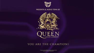 """Queen publica el videoclip oficial de """"You Are the Champions"""" para luchar contra el COVID-19"""
