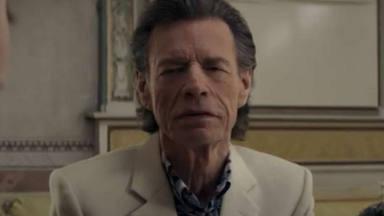 """Mick Jagger (The Rolling Stones) se """"convierte"""" en un malvado traficante de art"""