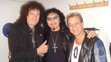 Brian May (Queen) desvela lo que sintió cuando fue a ver a Van Halen abrir para Black Sabbath