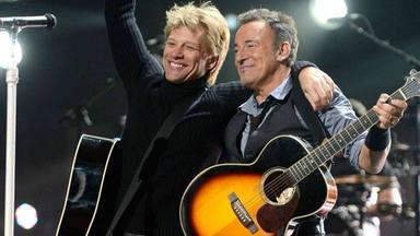 La curiosa manera en la que Bruce Springsteen y Bon Jovi te invitan a ponerte la mascarilla