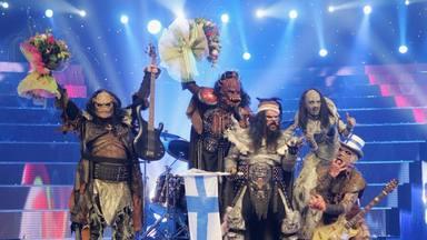 """¿Recuerdas cuando """"los monstruos"""" de Lordi consiguieron ganar Eurovisión?"""