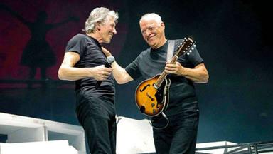 Roger Waters y David Gilmour (Pink Floyd) han hecho las paces: esa es la foto que lo demuestra