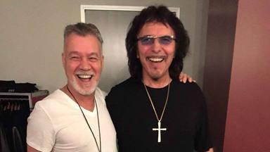 Tony Iommi (Black Sabbath) desvela la historia de su emocionante historia de amistad con Eddie Van Halen
