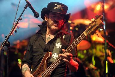 Lemmy Kilmister: el verso libre del rock