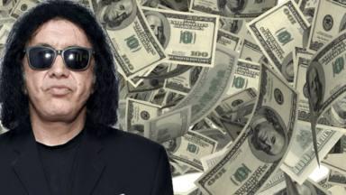 """La controvertida reflexión de Gene Simmons (Kiss): """"La falta de dinero es el origen de todos los males"""""""