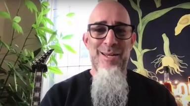 """Scott Ian (Anthrax): """"La primera vez que escuché a Metallica, me volví loco de envidia"""""""