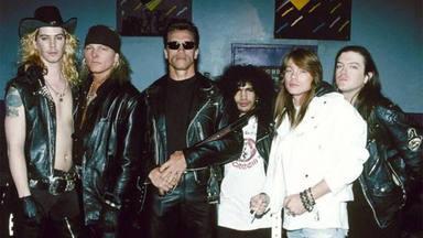 La alianza entre Terminator y Guns N' Roses que acabó en un éxito mundial
