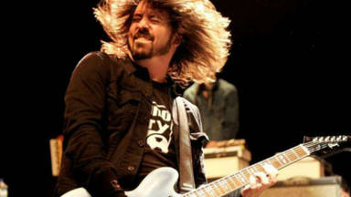 Dave Grohl no puede oír a NIRVANA