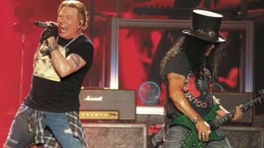 Guns N' Roses por fin anuncia un lanzamiento... de un libro para niños