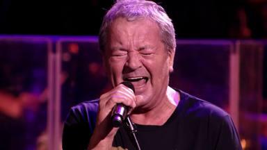 Este es el conocido clásico de Deep Purple que Ian Gillan se niega a cantar
