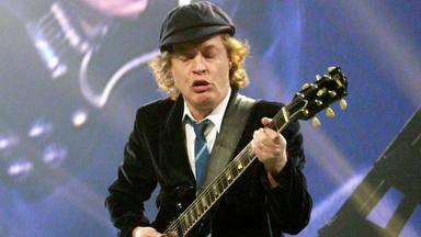 Angus Young (AC/DC) explica para quién toca realmente durante sus conciertos
