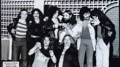 """El verdadero motivo por el que Black Sabbath le dio """"un toque de atención"""" a Van Halen: """"Comportaos"""""""