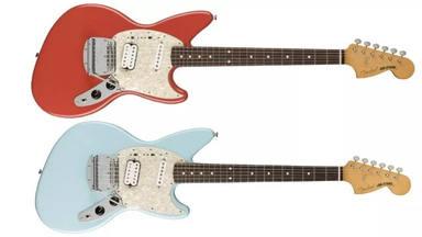 La legendaria guitarra de Kurt Cobain vuelve a fabricarse por el 30º aniversario del Nevermind