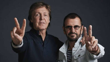 """Reunión"" de The Beatles: Paul McCartney y Ringo Starr volverán a tocar juntos"