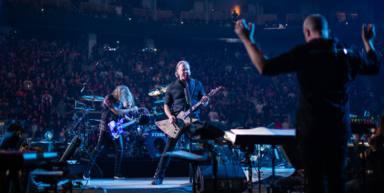 Así suena lo nuevo de Metallica con la sinfónica de San Francisco
