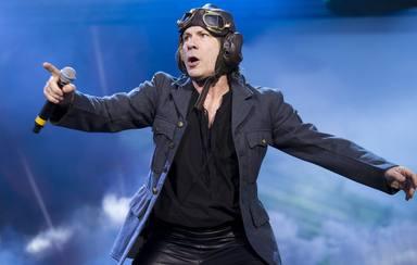 Las palabras que convencieron a Bruce Dickinson para que volviera a Iron Maiden