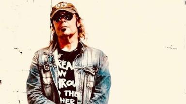 Javier Vargas, el sobrino de Mick Jagger y un álbum de lo más explosivo