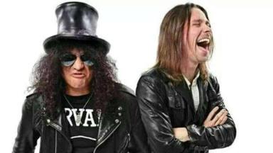 Myles Kennedy desvela cómo le hacía sentir cantar temas de Guns N' Roses junto a Slash