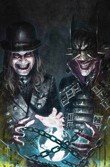 Ozzy Osbourne - Dark Nights: Death Metal