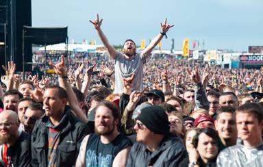 """El Download Festival inglés, primer festival """"de prueba"""" con una duración de varios días"""