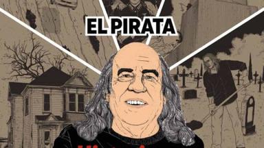 El Pirata publica su nuevo libro 'Historias del Rock: leyendas, cuentos y mitos alucinantes'