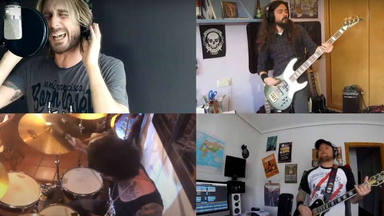 """Miembros de Uzzhuaïa o Los Zigarros se juntan para versionar """"The Pretender"""" de los Foo Fighters"""