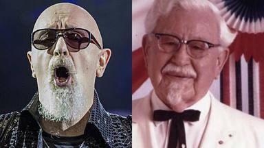¿Qué tienen, desde hoy, en común Rob Halford (Judas Priest) y el Coronel Sanders, creador de KFC?