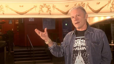 "Bruce Dickinson (Iron Maiden): ""Tener cáncer fue un regalo"""