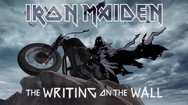 """Iron Maiden estrena una nueva canción, """"The Writing on the Wall"""": así es el videoclip animado"""