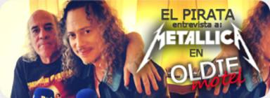 Entrevista a METALLICA