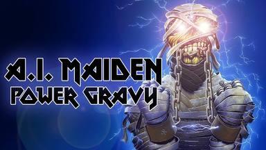 """Así suena """"Power Gravy"""", la absurda canción """"de Iron Maiden"""" compuesta por un bot"""