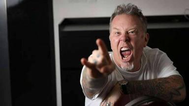 """Metallica habla sobre la tremenda """"sorpresa"""" de James Hetfiled durante la cuarentena"""