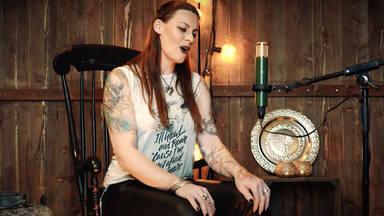 Así suena la imponente versión de Heart que ha realizado la vocalista de Nightwish