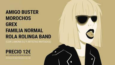 """La música en directo vuelve a Madrid de la mano de un """"festivalazo"""" de bandas emergentes"""