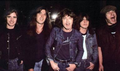 Cuando AC / DC relató la fuga de un convicto en uno de sus primeros hits