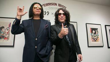 "¿Se llevan mal Gene Simmons y Paul Stanley, de Kiss? ""Hemos sido muy competitivos"""