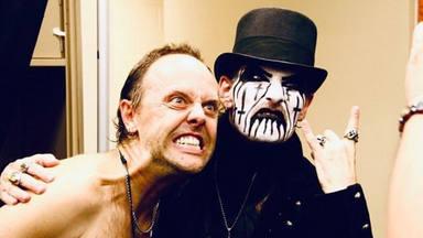 """¿Cómo sonaría """"Master of Puppets"""" de Metallica si la hubiera compuesto King Diamond?"""