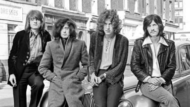 Led Zeppelin en 1968