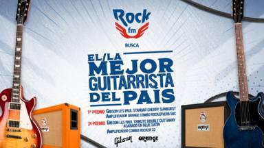 ¿Eres El/La Mejor Guitarrista del país? ¡En RockFM queremos que lo demuestres!