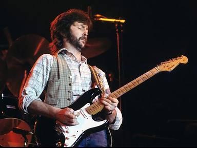 La guitarra por la que Clapton o Gilmour perderían la cabeza