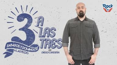 Diego Cardeña Tres A Las Tres