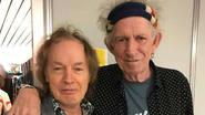 """Angus Young (AC/DC): """"Keith Richards y Mick Jagger (The Rolling Stones) son casi parodias de sí mismos"""""""