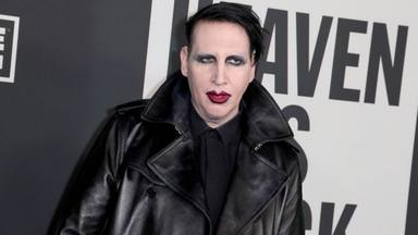 Marilyn Manson, acusado de abusos sexuales por la actriz Evan Rachel Wood