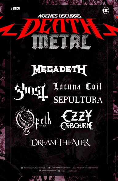 CARTEL - Dark Nights: Death Metal