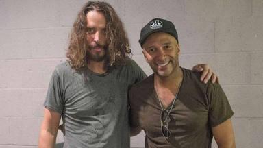El conmovedor poema de Tom Morello (RATM) a Chris Cornell (Soundgarden) en el aniversario de su muerte