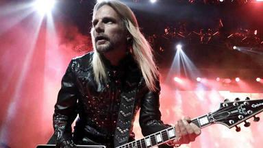 """Richie Faulkner, guitarrista de Judas Priest, hospitalizado por """"importantes problemas de corazón"""""""