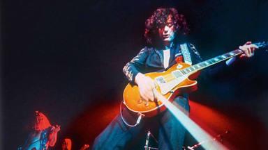 e guitarra de Jimmy Page: perdida y encontrada tras 47 años